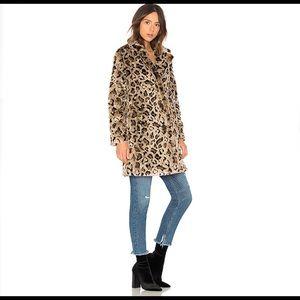 1c3989f3dd06 BB Dakota Jackets & Coats | Rooney Faux Fur Coat | Poshmark